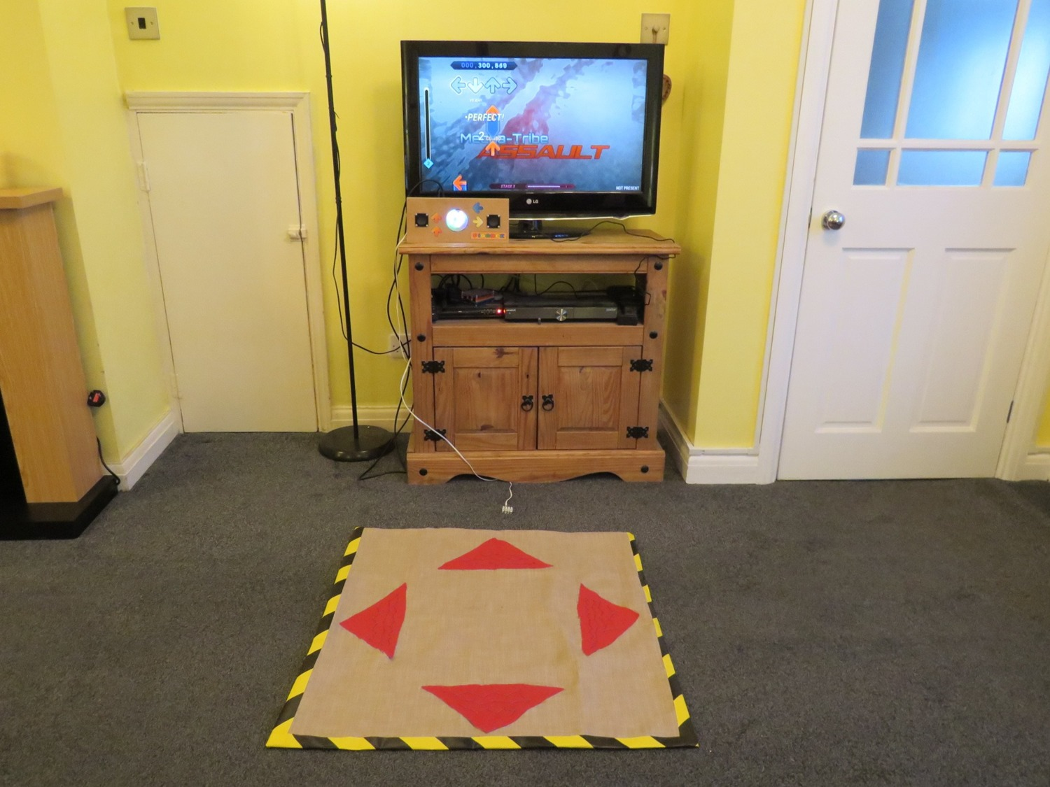 DDR DIY: How to build your own dance game with a Raspberry Pi