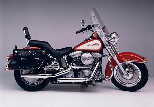 Harley-Davidson Evolution V-Twin Motorcycles - HISTORY OF
