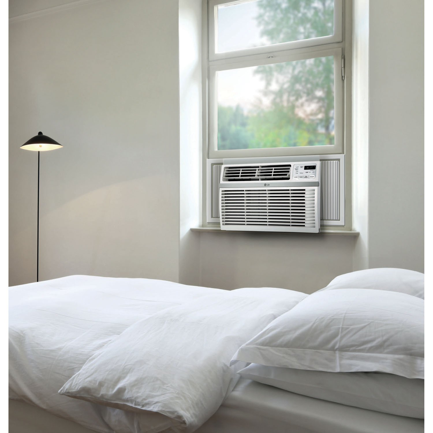 Three extra cool air conditioning units to keep you comfortable