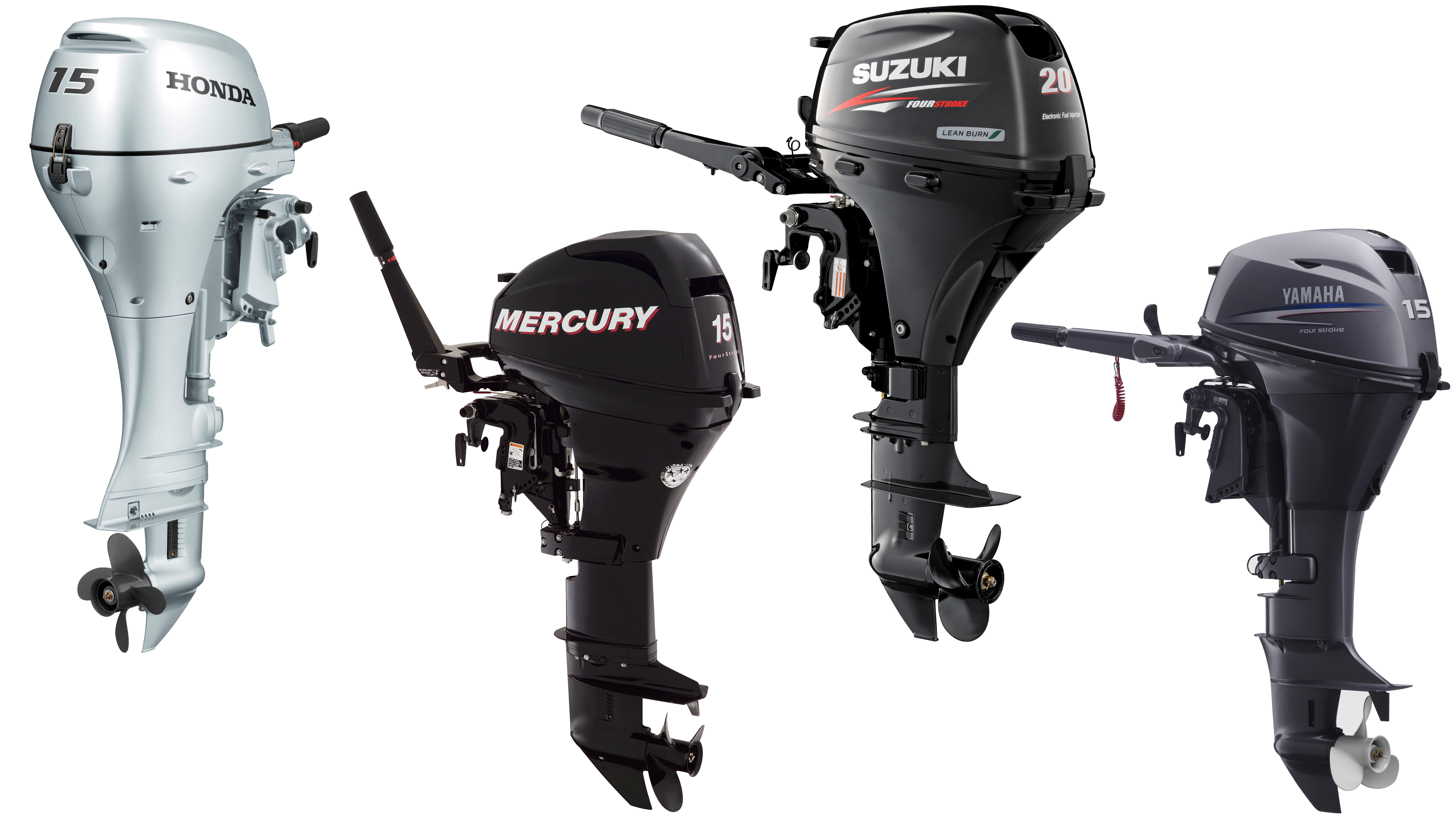 Outboard Dinghy Power | Cruising World