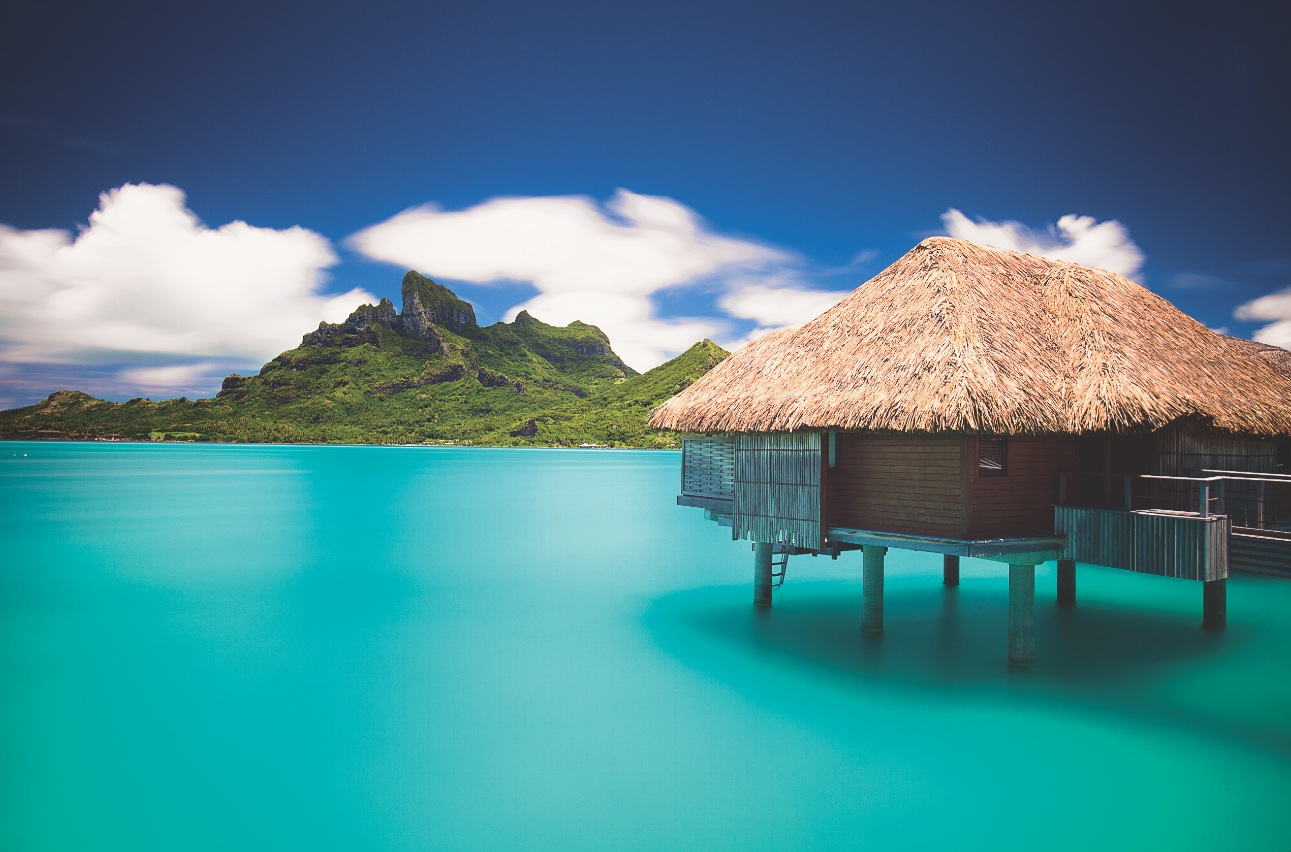 Best Overwater Bungalows In Tahiti Islands