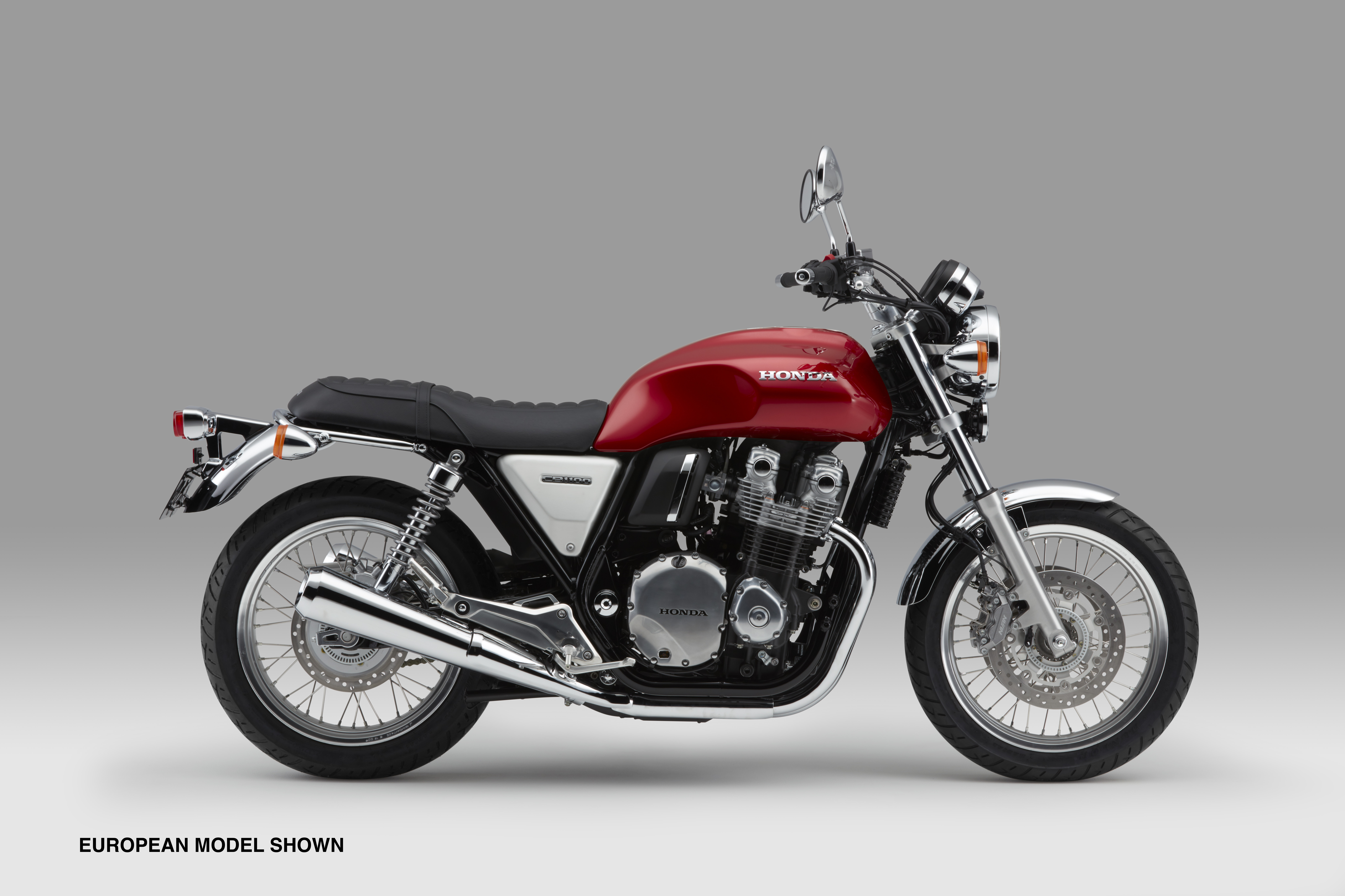 American Honda To Offer 2017 Cb1100 Ex Motorcycle Cruiser