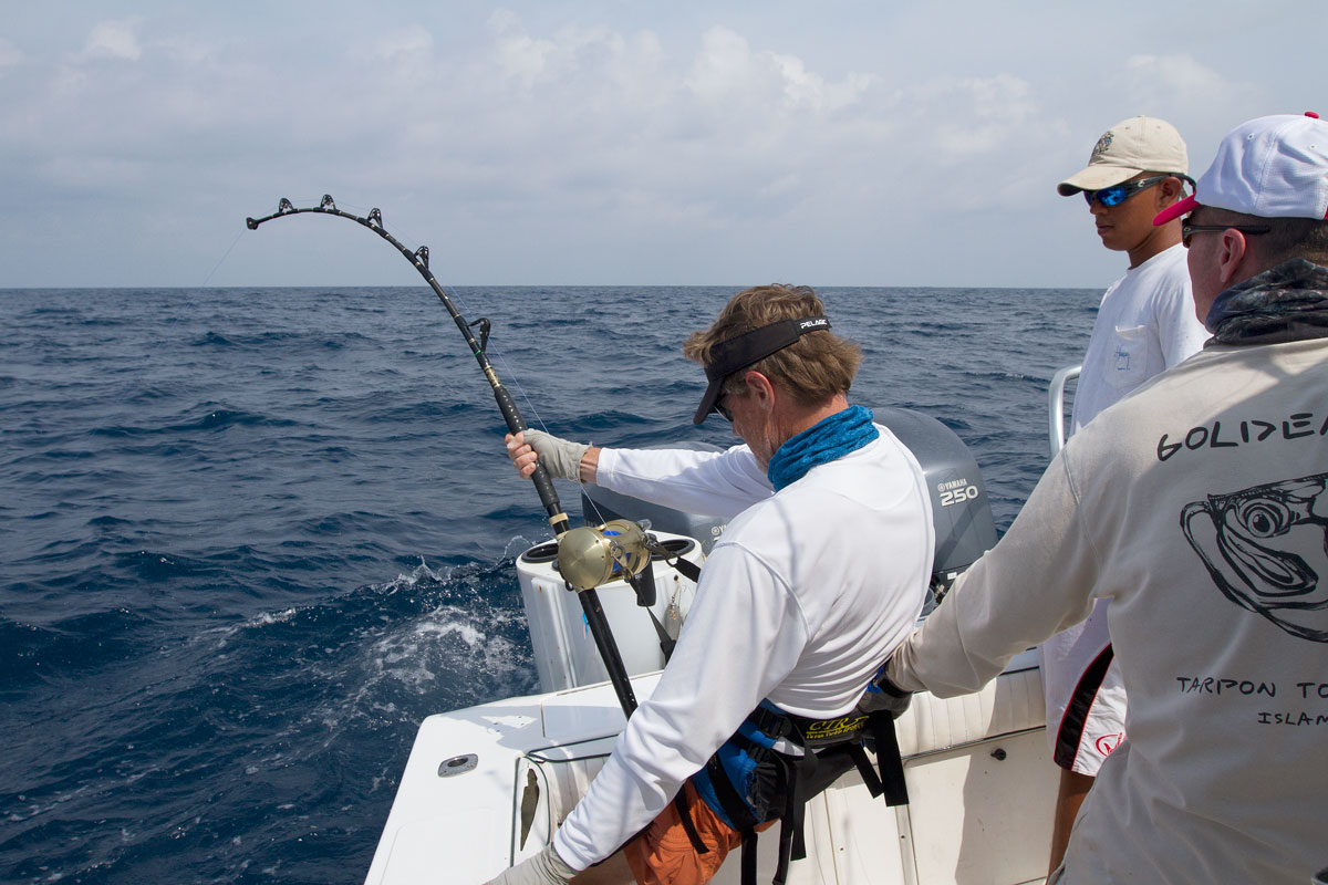 How to Catch Big Fish from an Open Boat | Sport Fishing Magazine