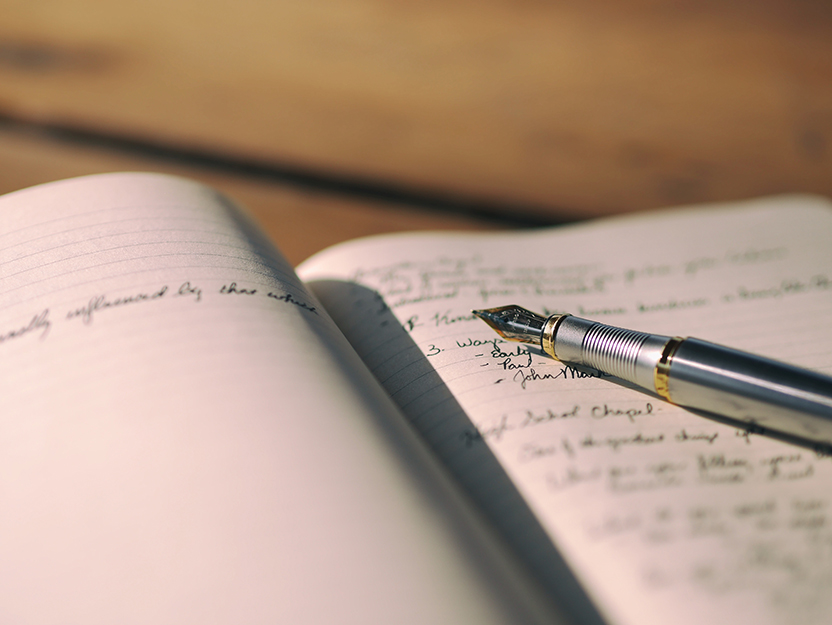 Fountain pens for people who want writing to be pleasurable