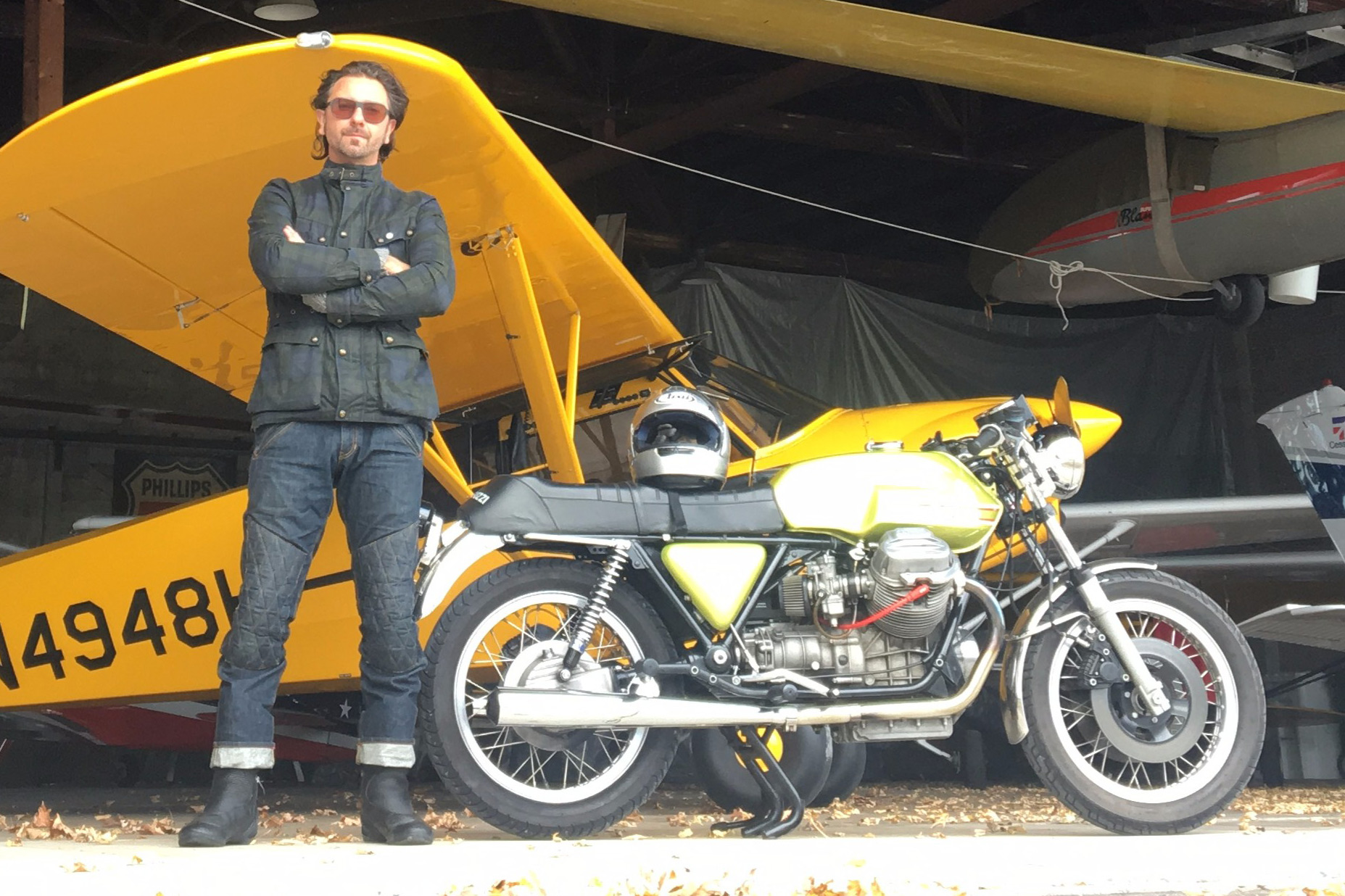 Union Garage Has Taken Motorcycle Retail To A New Experiential Level Cycle World