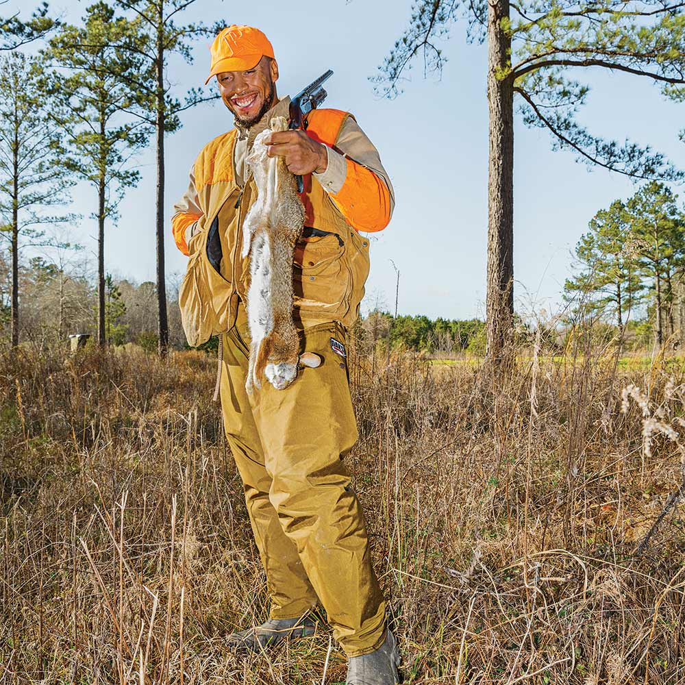 The Swamp Runners: Rabbit Hunting in Alabama Swamps | Field & Stream