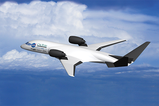 The Future Of Flight: A Congestion-Killing Aircraft