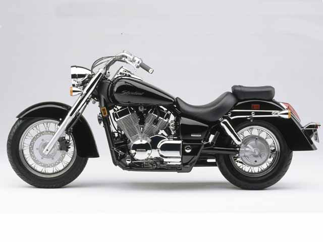 Honda Shadow Aero 750 Motorcycle Test Motorcycle Cruiser