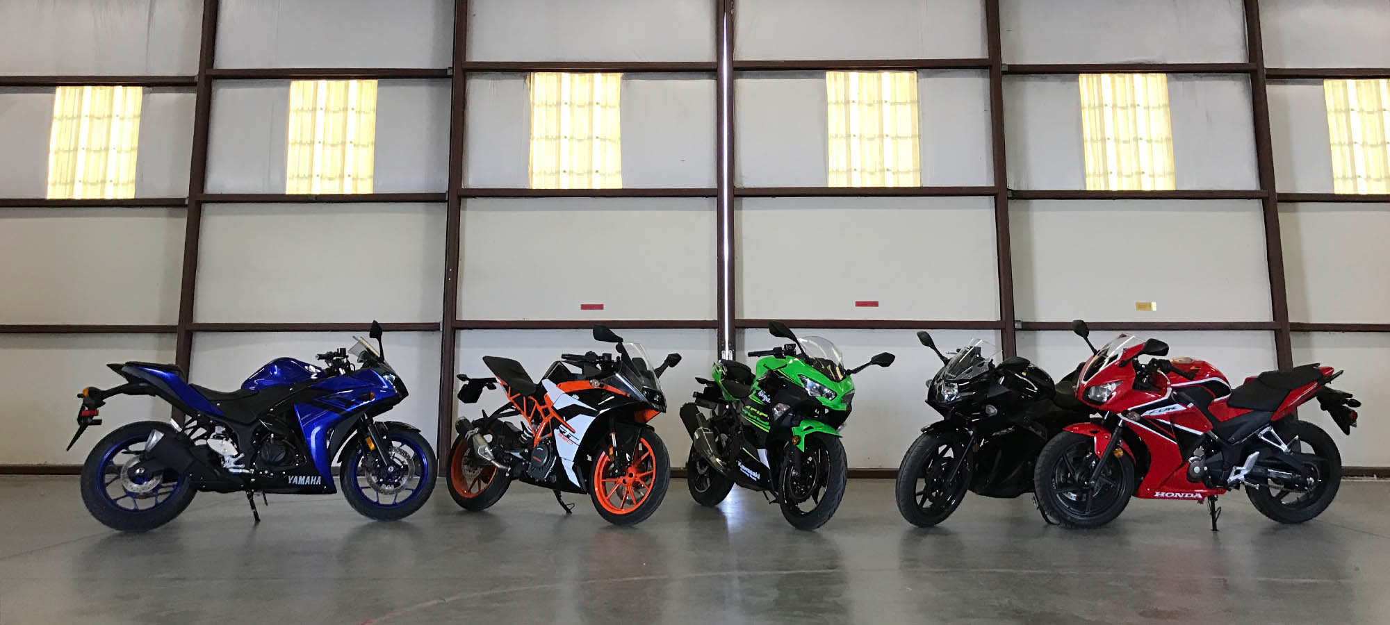 Which Small Sportbike Should You Buy In 2018? | Cycle World
