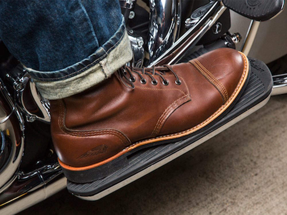 80998e1c60e Indian Motorcycle Spirit Lake Boot: Video First Look   Motorcycle ...
