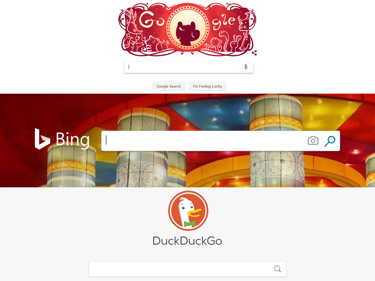 Google vs. DuckDuckGo vs. Bing—is it time to switch your search engine?
