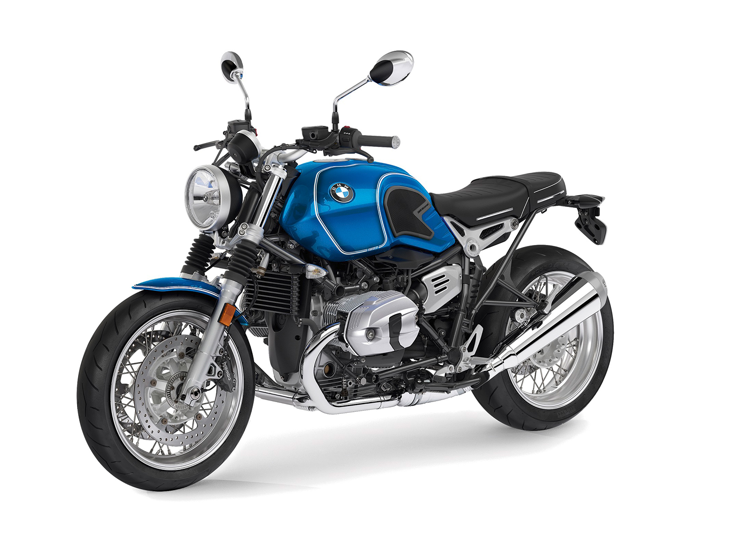BMW Releases 50th Anniversary R nineT /5    Motorcycle Cruiser