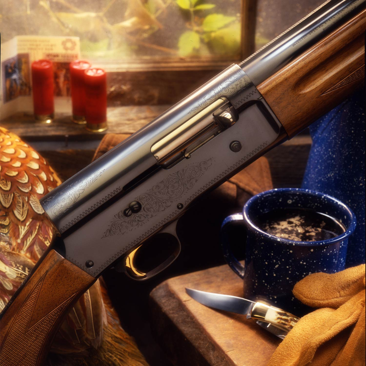 John Browning's 10 Best Sporting Firearms Designs | Outdoor Life