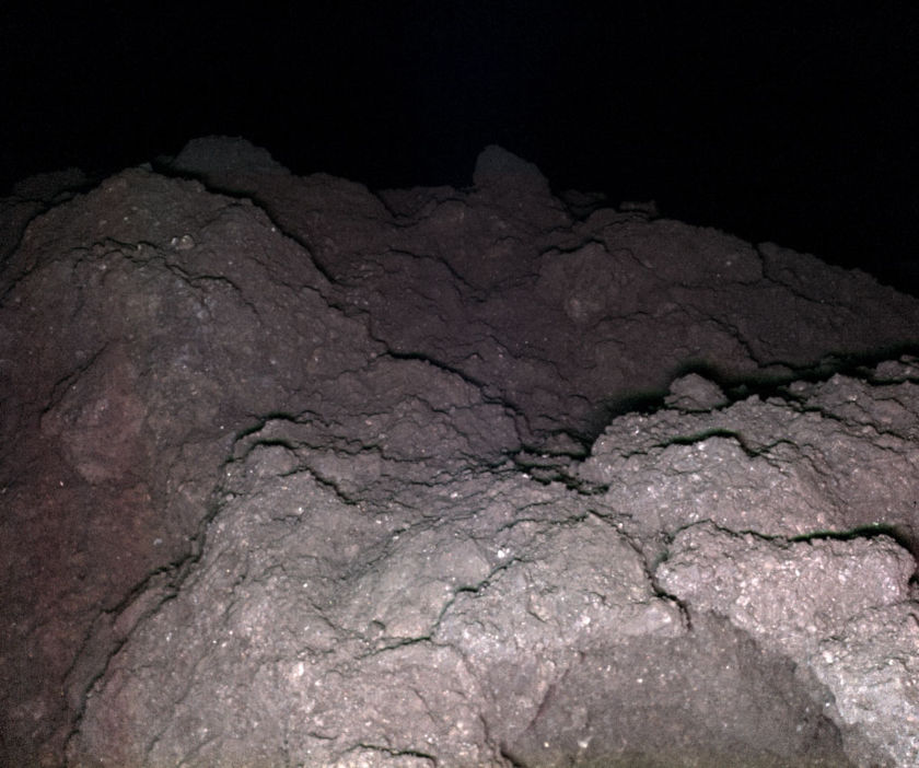 Amazing new photos of asteroid Ryugu present a new mystery: who cleaned up all the dust?