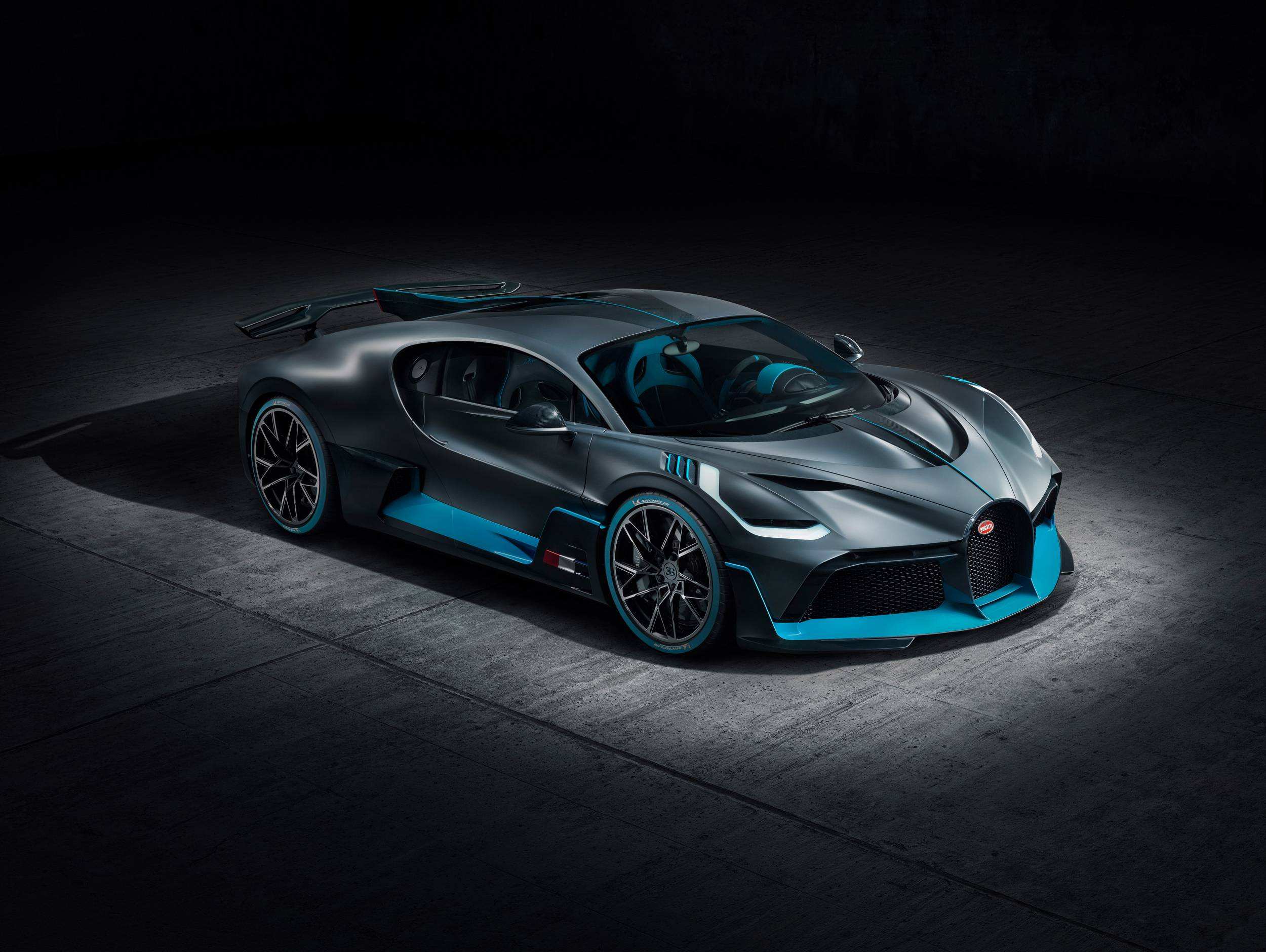 Bugatti made its Divo supercar faster by slowing it down