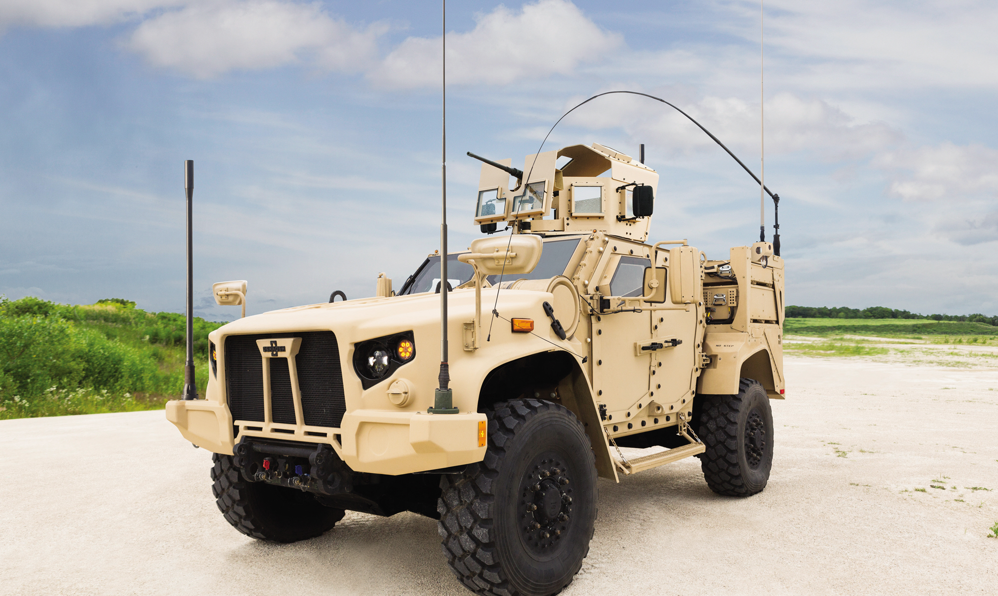 This Is The Vehicle That Will Replace The Humvee