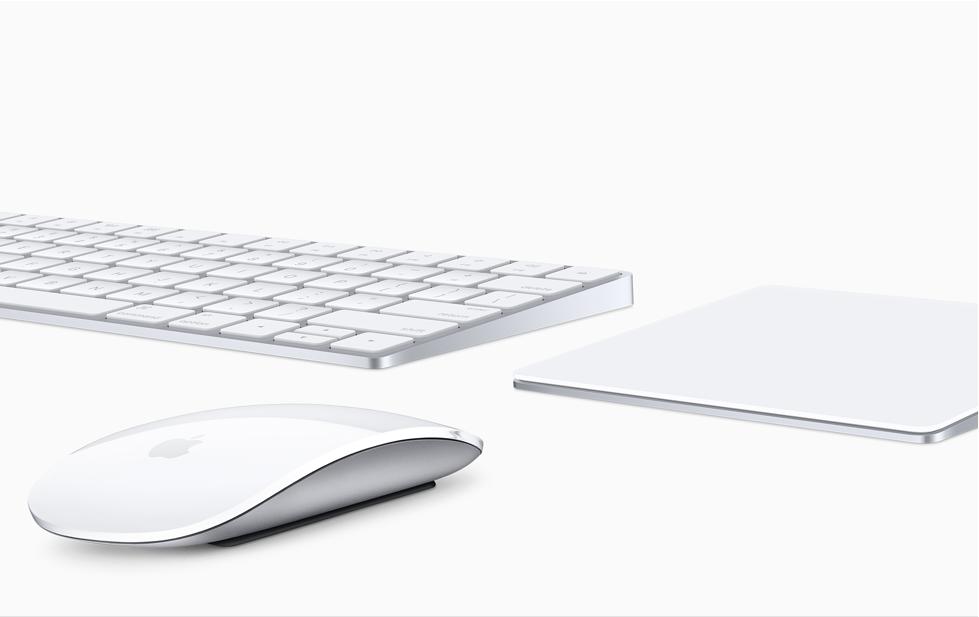 Apple Unveils New iMac 4K & 5K, Magic Trackpad 2, Magic Mouse 2, New