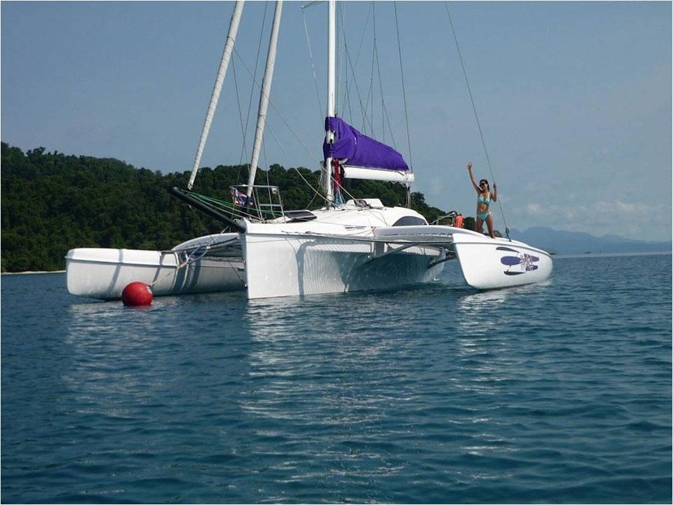 3 Small, Sporty Trimarans | Cruising World