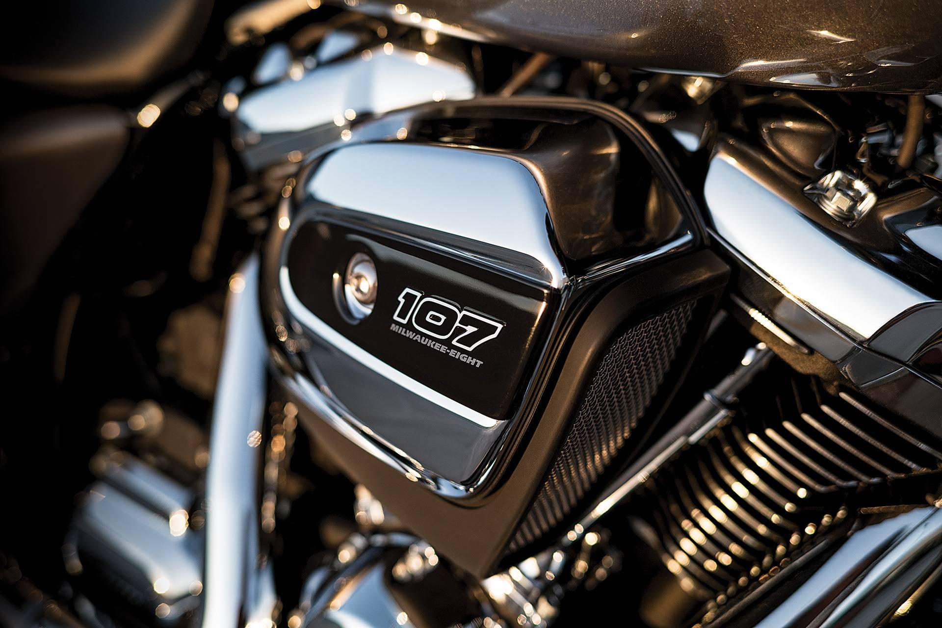 Harley-Davidson's New Milwaukee-Eight Big Twin Engine