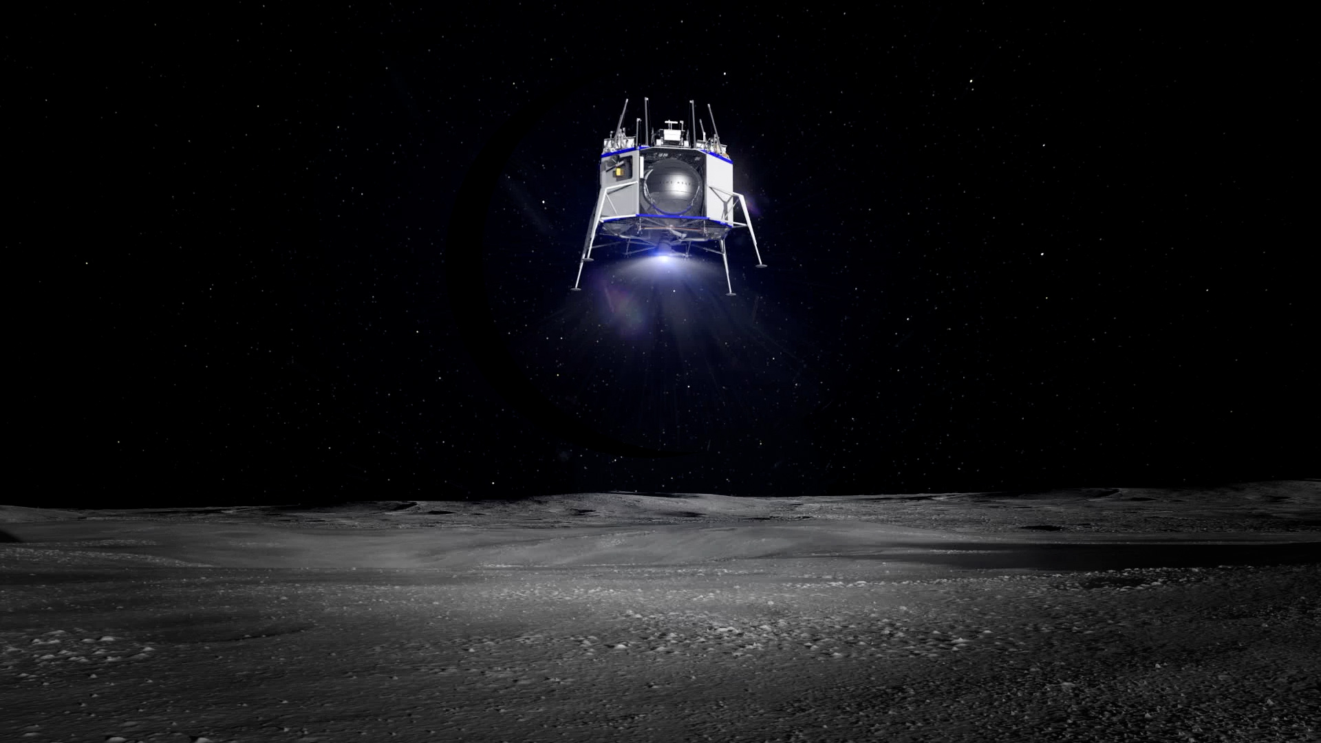 Jeff Bezos wants to solve all our problems by shipping us to the moon