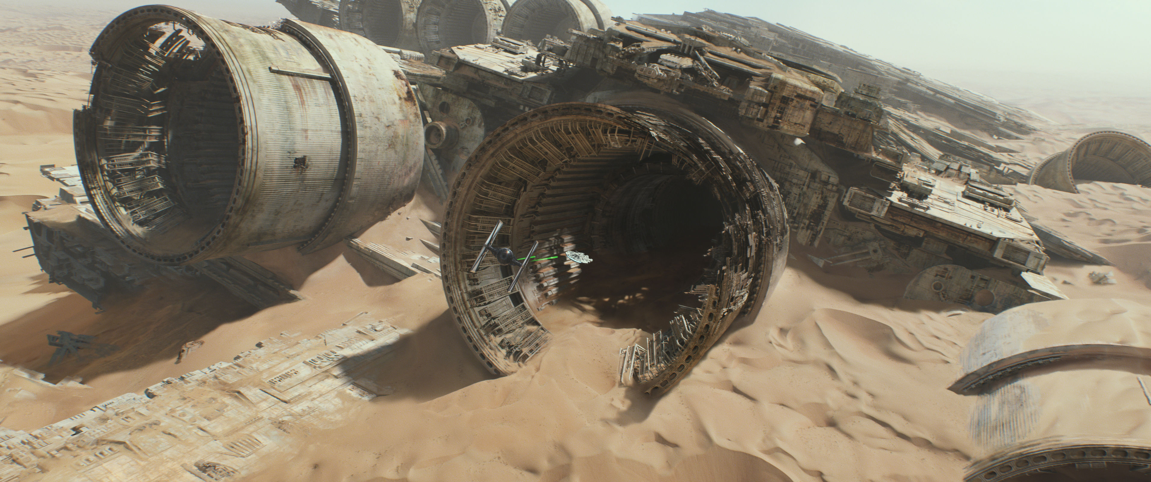 Star Wars The Force Awakens Fanboy Review The Best Since Empire Strikes Back Popular Science