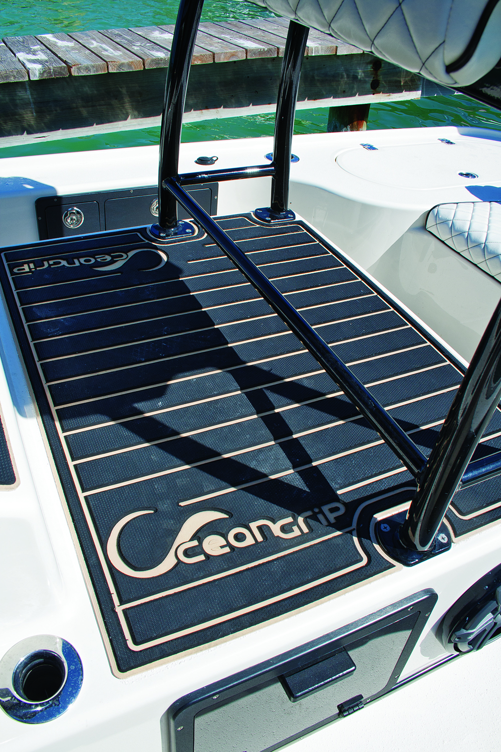 EVA Foam Decks: New Nonskid for Fishing Boats | Sport