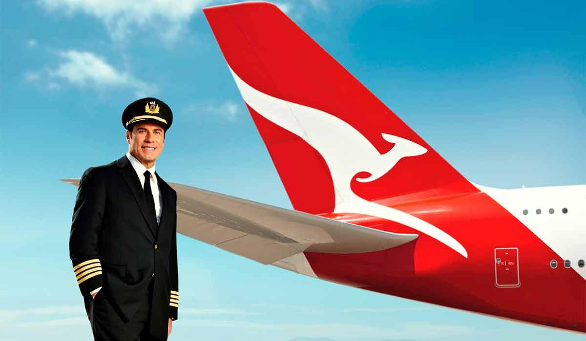 John Travolta Donates His Boeing 707 To Australian Museum Flying