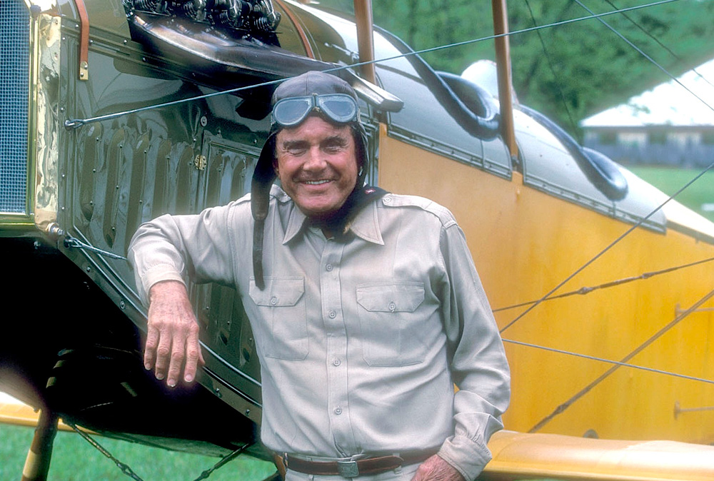 Legendary Actor and Aviator Cliff Robertson Dies at 88   Flying