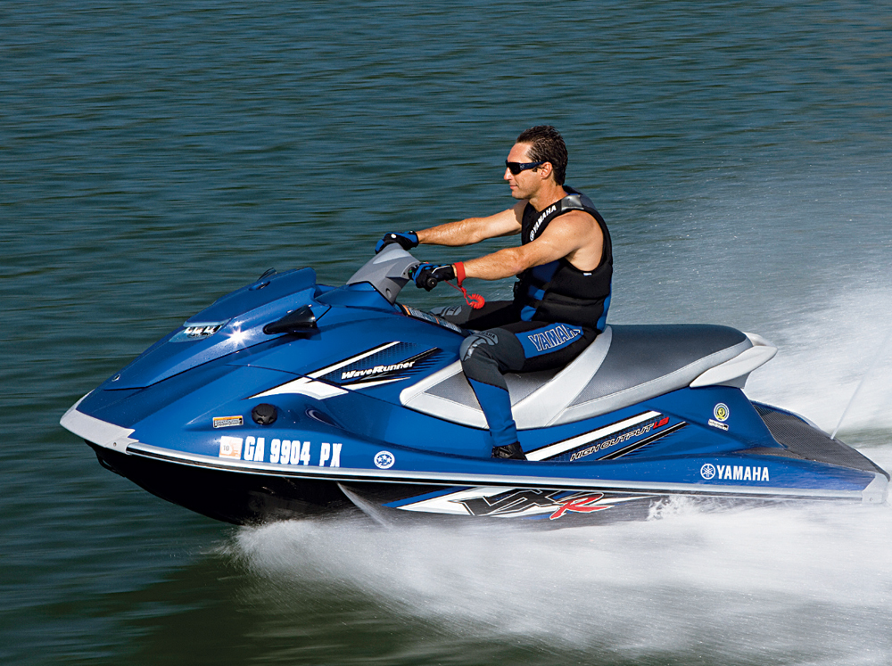 Yamaha WaveRunner VXR | Boating Magazine