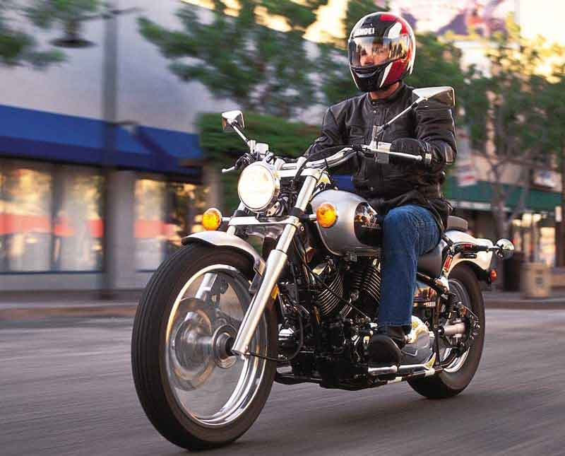 Motorcycle Road Test: Yamaha V-Star 650 Custom | Motorcycle