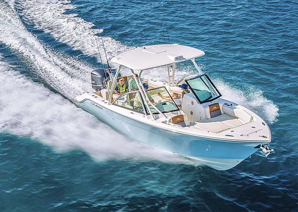 New Fishing Boats for 2019 | Salt Water Sportsman