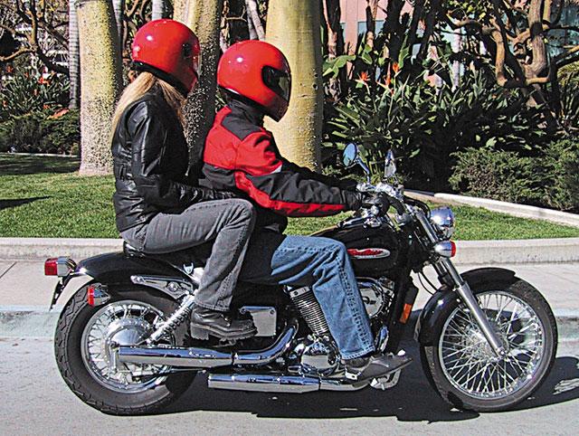 Motorcycle Road Test: Honda Shadow Spirit 750 | Motorcycle