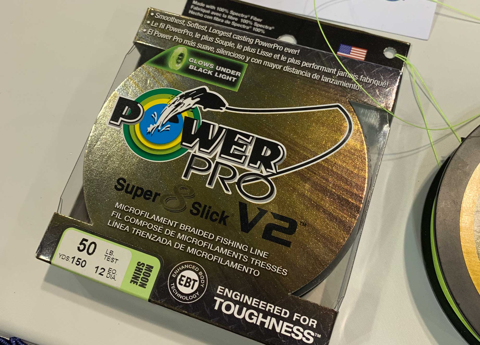 New Fishing Lines and Leader Materials
