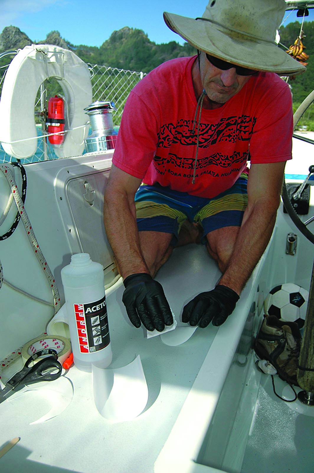 Stitch in Time: How to Repair Sails at Sea | Cruising World