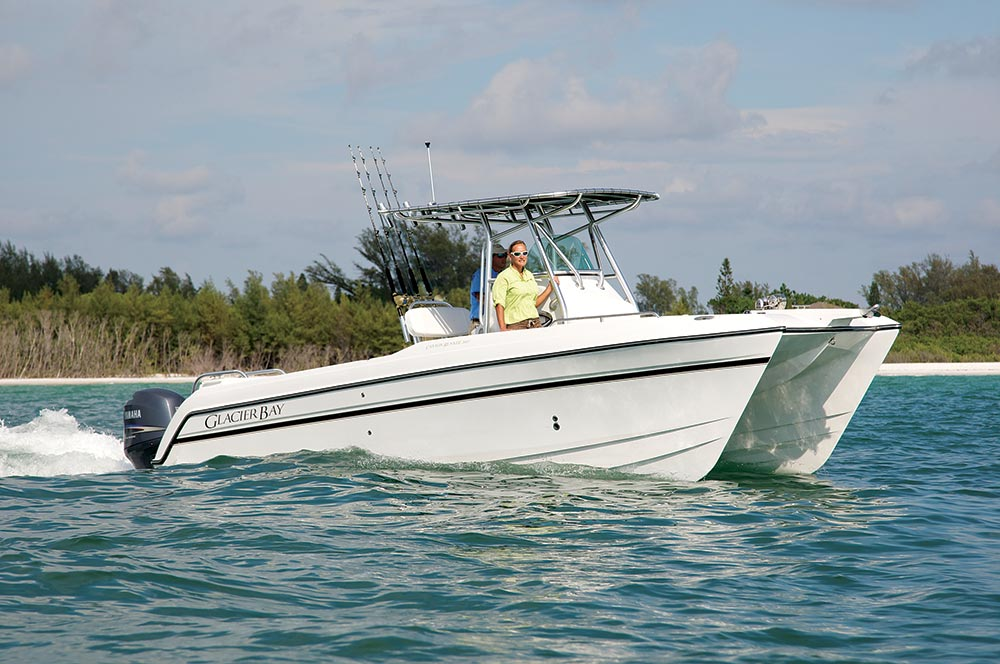5 Best Catamaran Fishing Boats | Sport Fishing Magazine