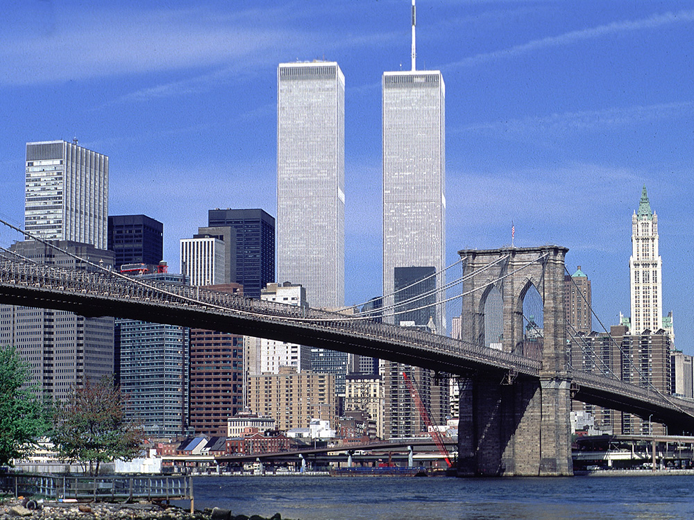 In photos: New York City's iconic Twin Towers | Popular