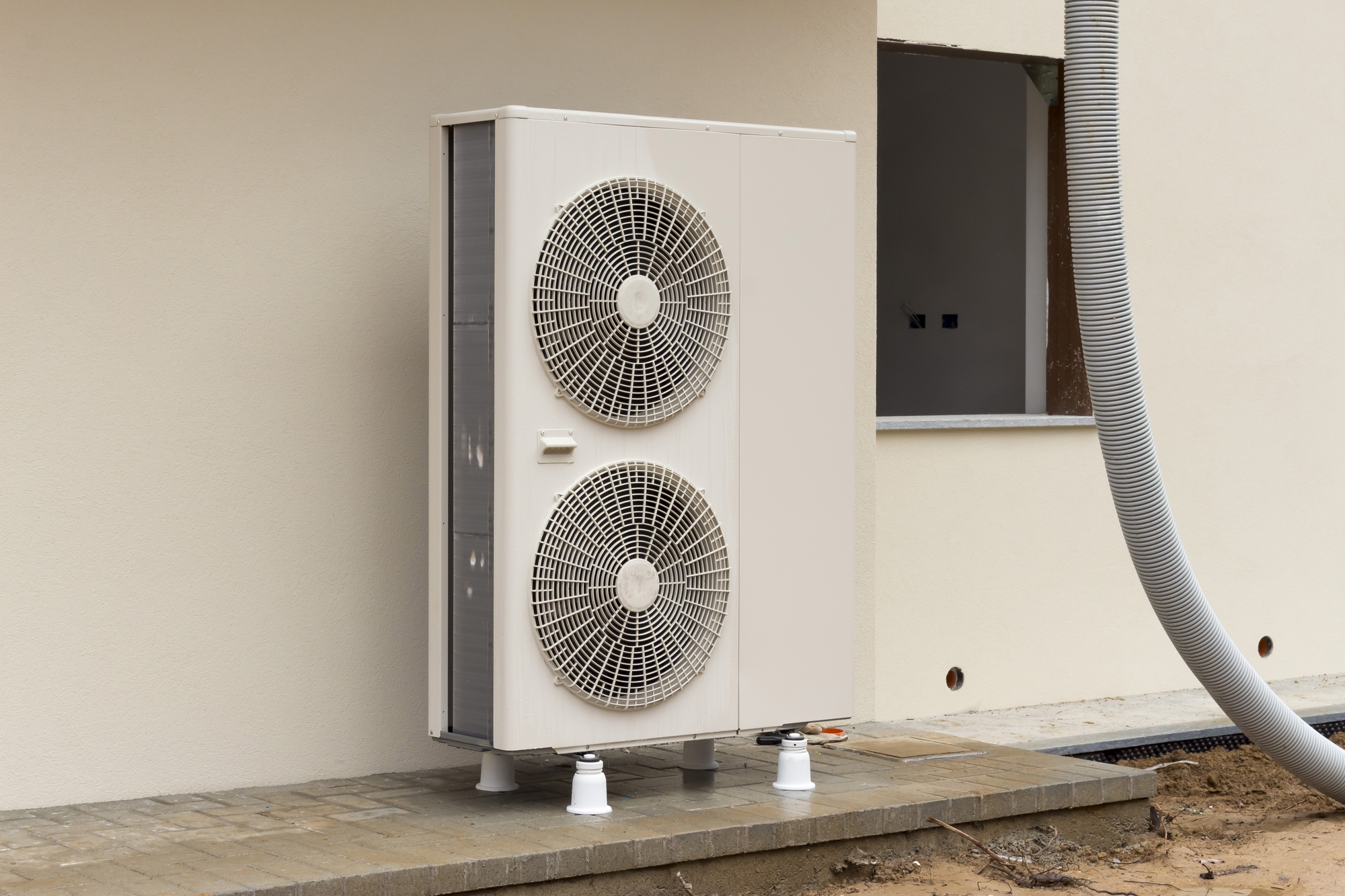 How heat pumps can help fight global warming