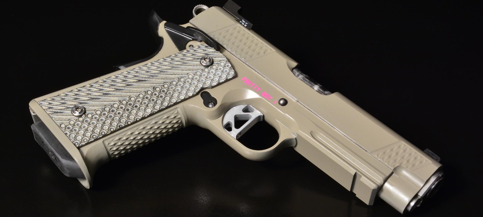 Paint Your Pistol Range 365