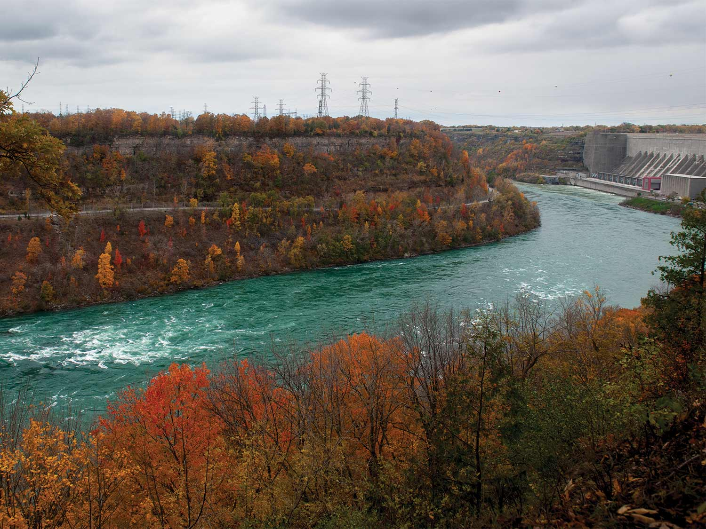 Niagara Falls water hook up