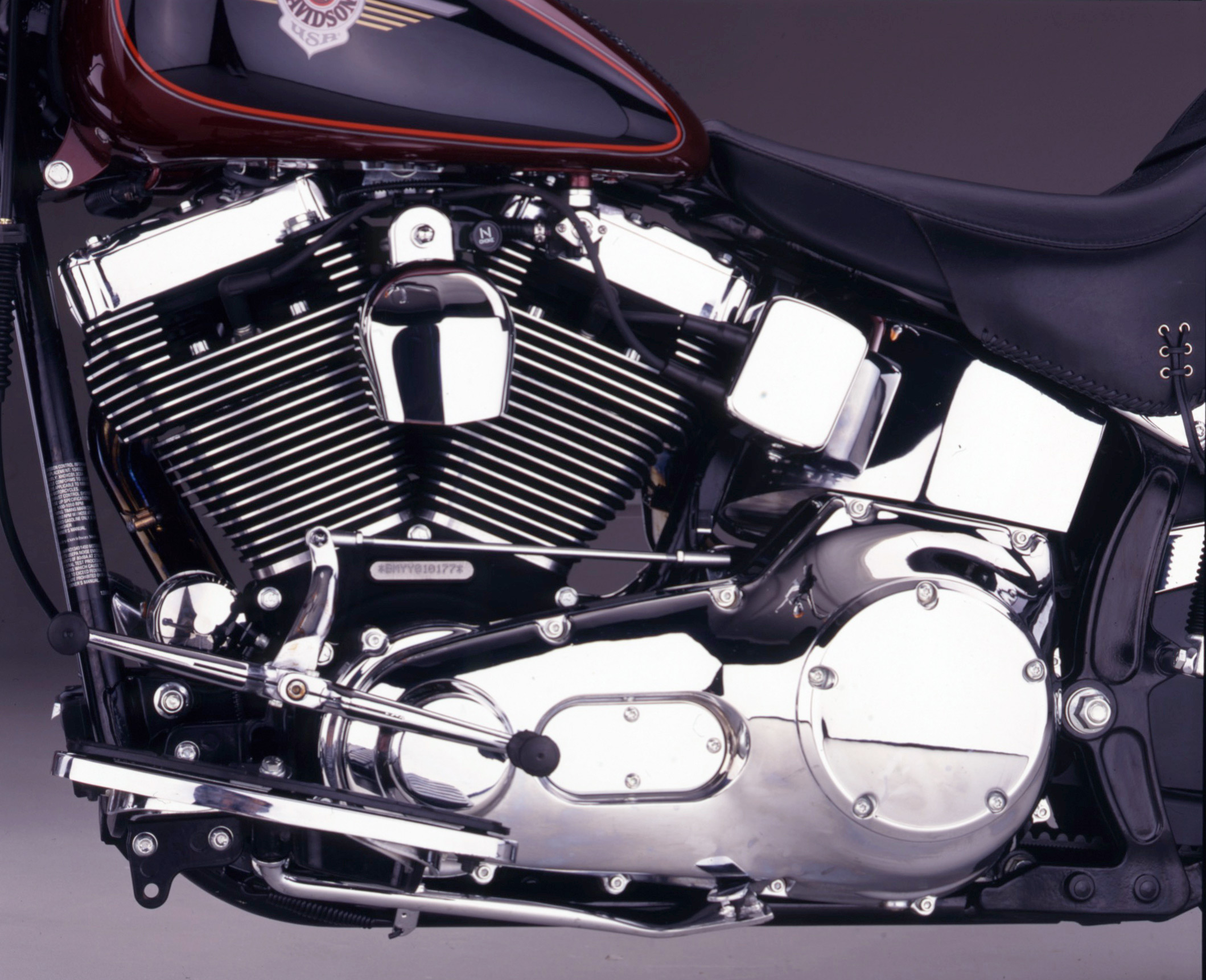 Harley-Davidson Fat Boy Review, Road Test Data   Cycle World