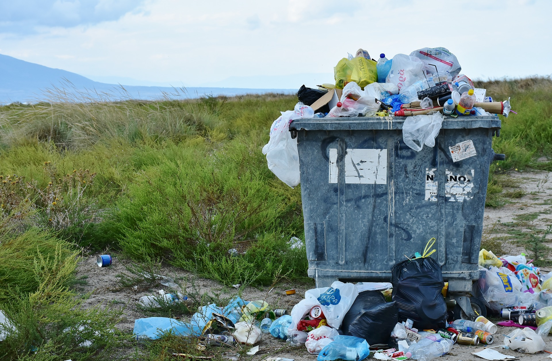 The dirty secret about recycling: Most stuff that could be recycled isn't