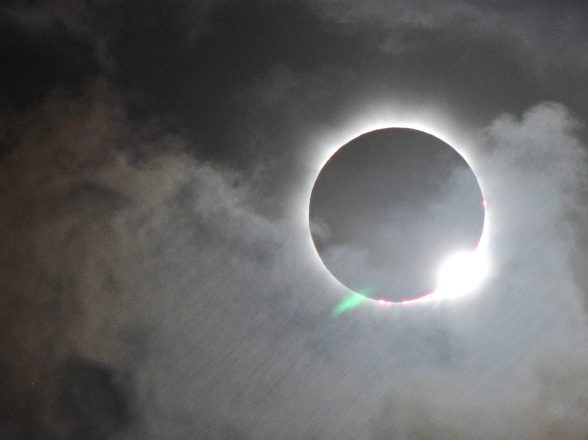 Watch Live: 2015's Total Solar Eclipse