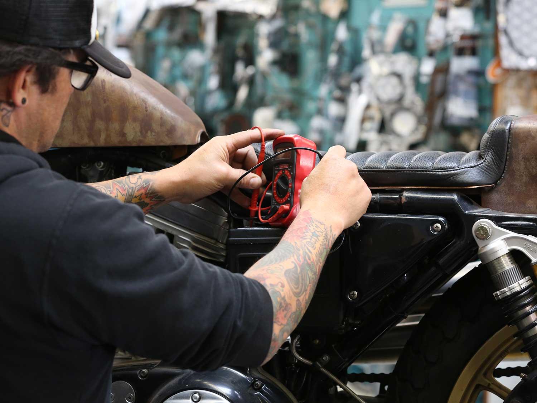 Cruiser Tips and Tech | Motorcycle Cruiser