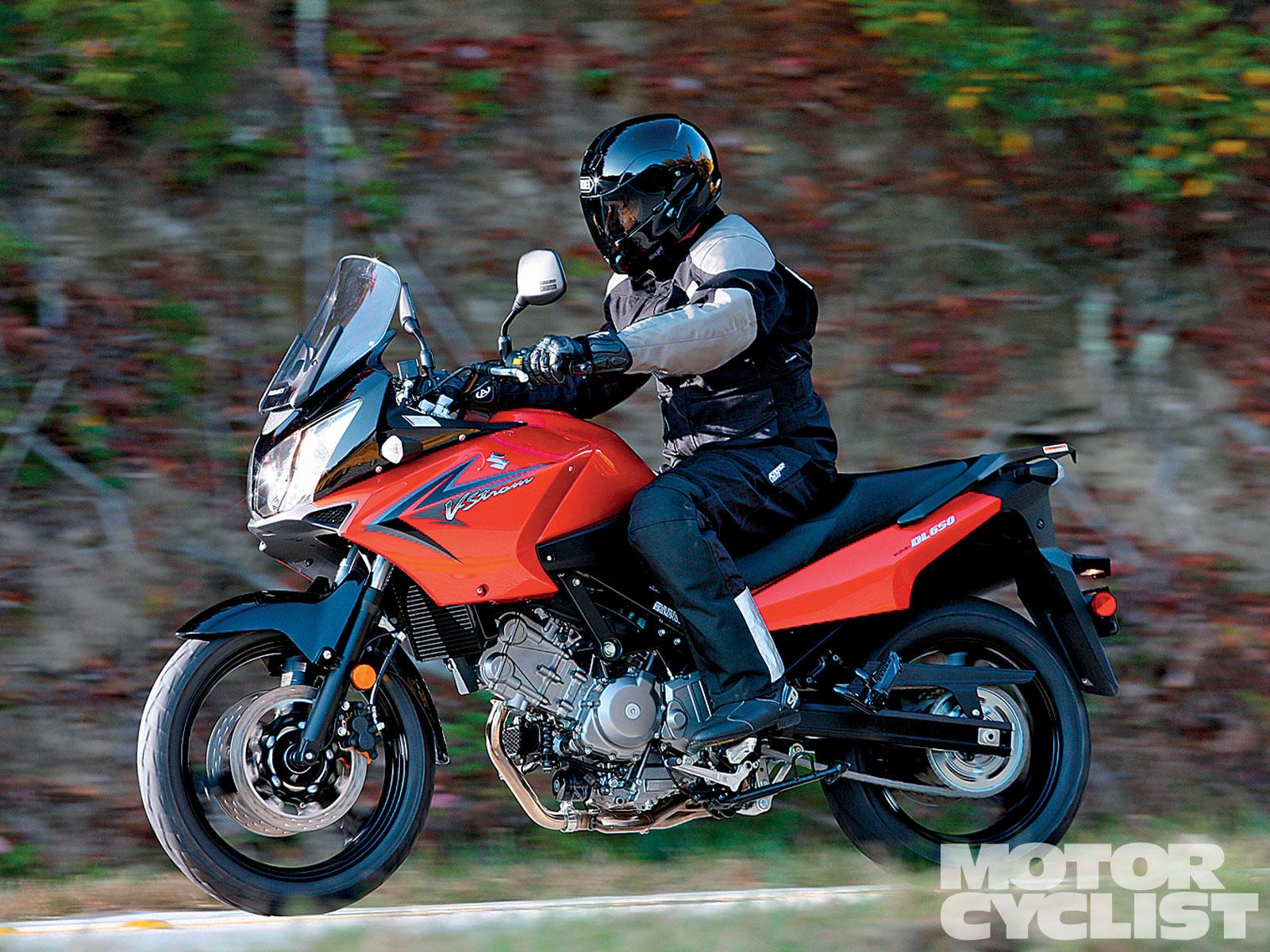 Marvelous 2004 2009 Suzuki Dl650 V Strom Motorcyclist Gamerscity Chair Design For Home Gamerscityorg