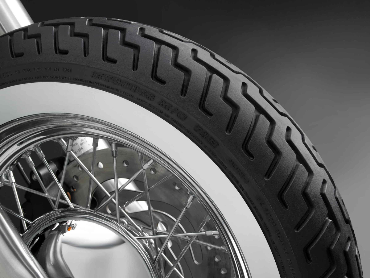 Tire Rebate From Dunlop and Harley | Motorcycle Cruiser
