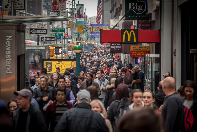City life damages mental health in ways we're just starting to understand