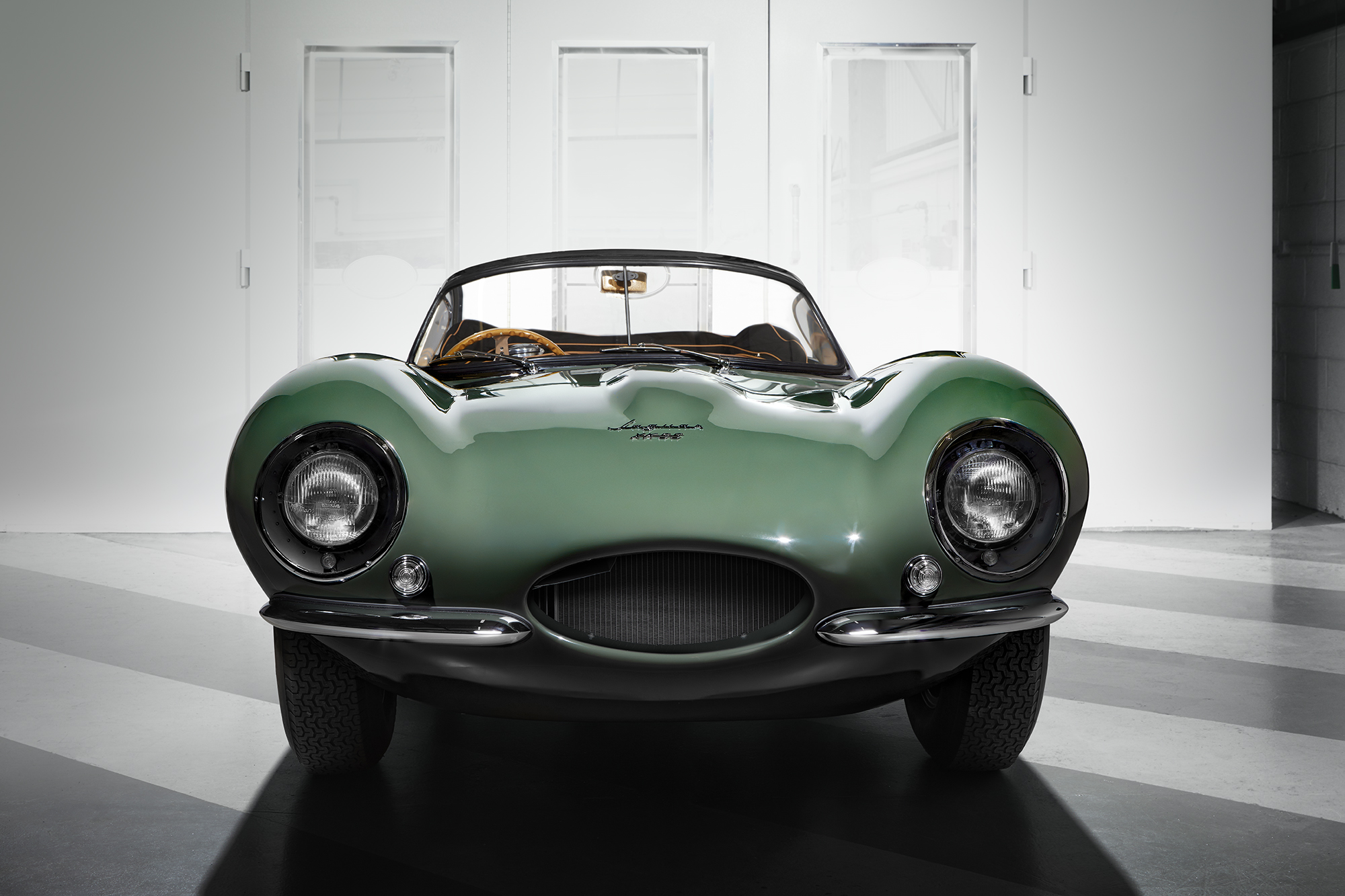How Jaguar cloned a legendary supercar from 1957