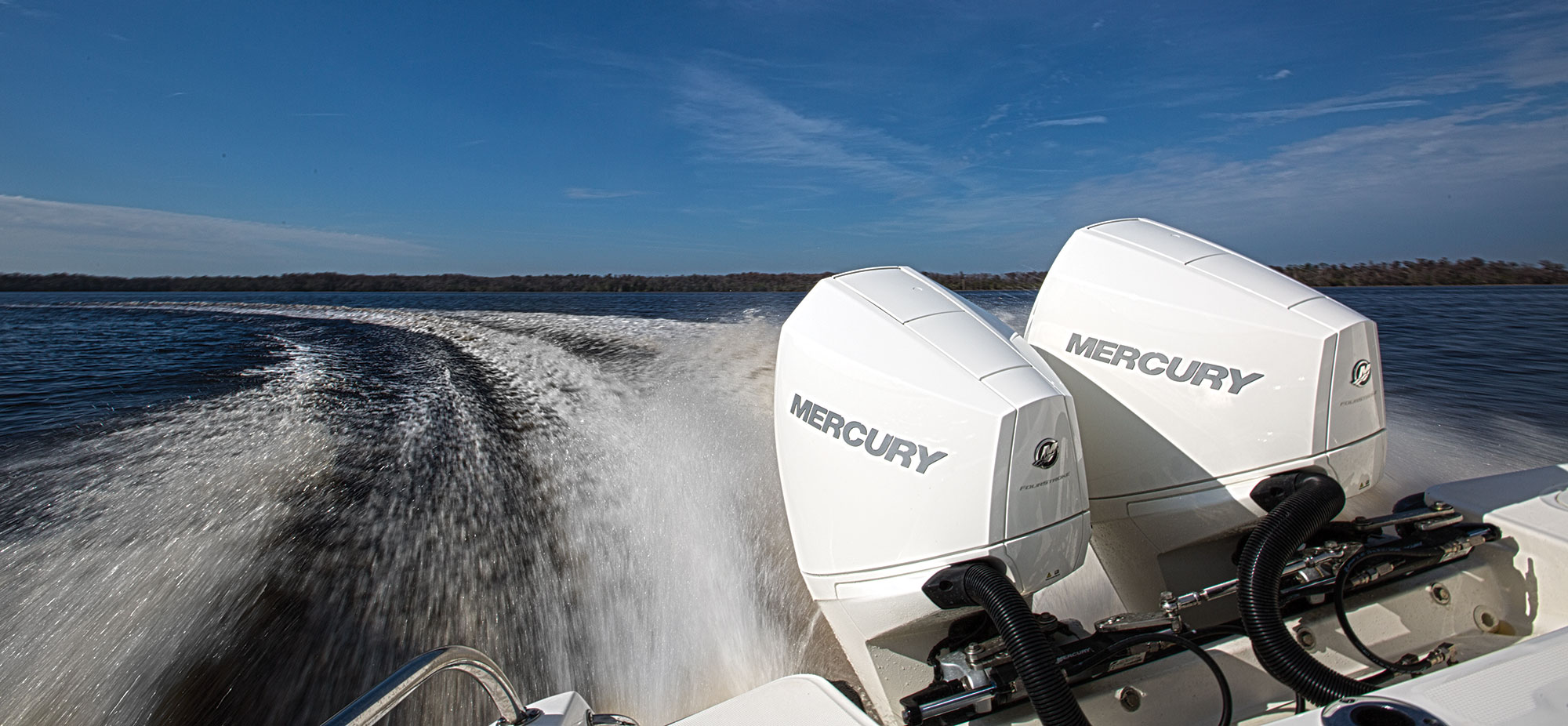 Mercury S New V 6 3 4l Outboards Boating Magazine