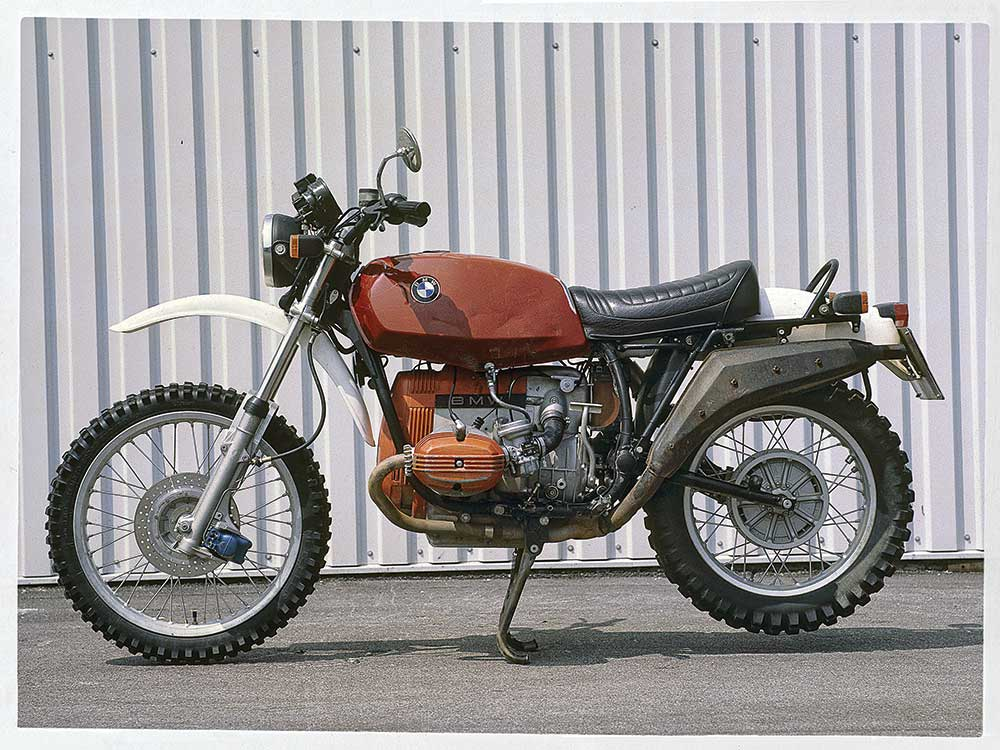The Genesis of the BMW R80 G/S | Motorcyclist