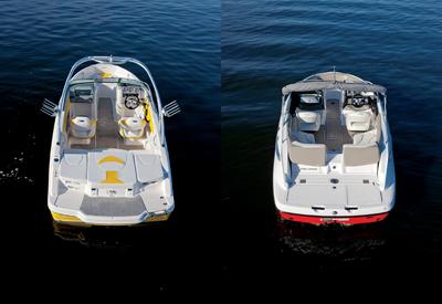 Jet Boat Versus Sterndrive | Boating Magazine